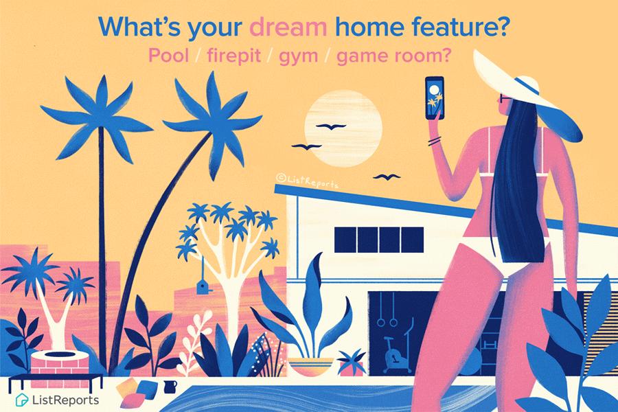 Dream Home Feature